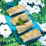 Gluten Free Asian Wraps