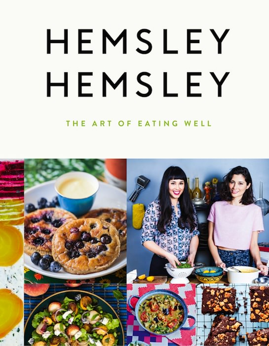 The Hemsley sisters Cookbook- The Art of Eating Well