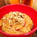 Pumpkin Spiced Oatmeal