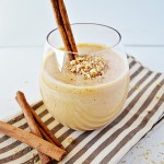 Clever cinnamon smoothie