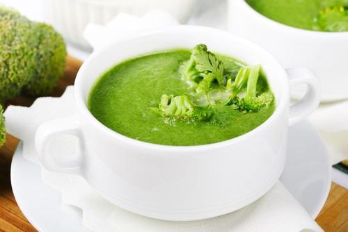 Super Spring Soup