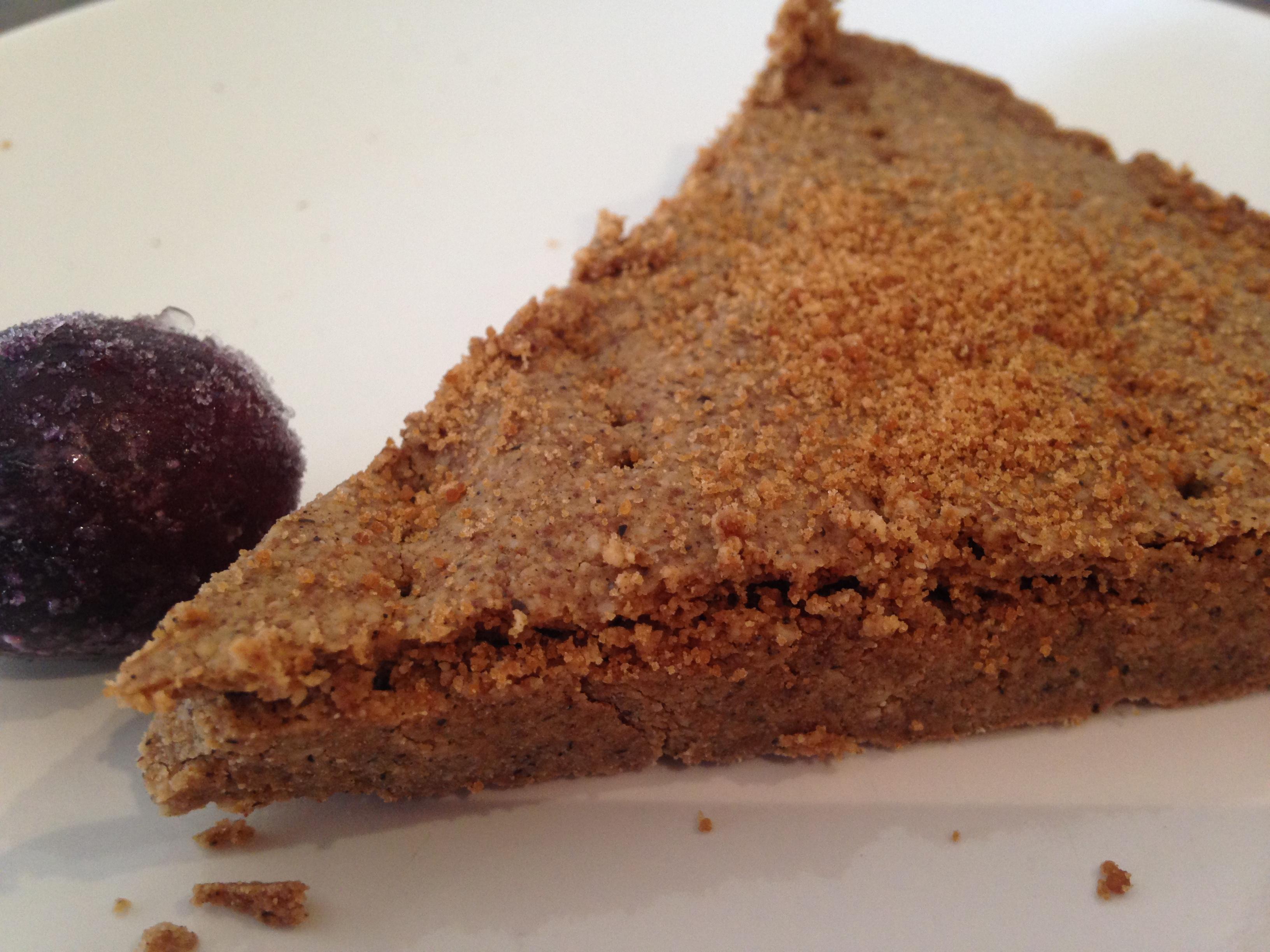 Almond Shortbread (vegan, gluten free)